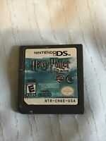 Harry Potter and the Half-Blood Prince (Nintendo DS, 2009) Authentic Cartridge