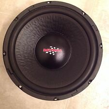 """10"""" Coil subwoofer Cadence Daytona Audio 4 Ohms 120W Watts made in USA New"""