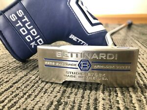 Bettinardi Studio Stock #28 Slotback Armlock Golf Putter - 41 inches