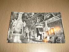 """CPA Carte Postale Ancienne Principauté de Monaco """"Le Palais salle du trône"""""""