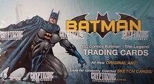 Cryptozoic Batman the Legend Trading Card Box