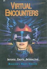 Virtual Encounters (Unrated Version) Director's Cut  1997 Sealed #108