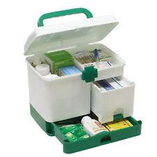 Extra Grande Casa médica Multi-capa de la medicina Kit de primeros auxilios Caja Multifuncional