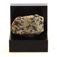 Gabbro-Diorite. 19.1 Ct. Lanark, Ontario, Canada