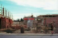 PHOTO  1971 BURGESS HILL SUSSEX TOWN CENTRE DEVELOPMENT THE GAP BETWEEN THE BUIL