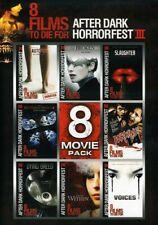 Afterdark Horrorfest: 8 Movie Pack [New DVD] Widescreen