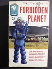 FORBIDDEN  PLANET W J Stuart  (1956 Bantam 1st ed.) ROBBIE the ROBOT