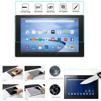 Universal HD Clear Protective Tempered Glass Screen For10 10.1Inch Tablet PC US