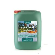 Canna Aqua Flores A & B 20-Liters of each 2-Part F 00004000 lower Bloom Nutrient