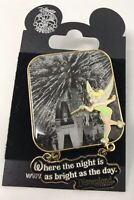 Disneyland DLR Where the Night is as Bright as the Day Tinker Bell PIN 2007 Walt