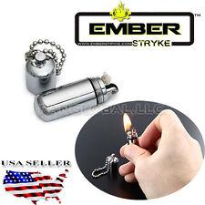 EmberStryke Pro Lighter Fire Starter Survival Lighter Camping Hiking BOB EDC