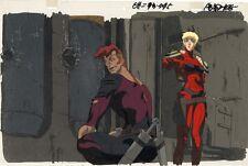 Anime Cel Vampire Hunter D Production Cel #1229