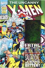 Comics VO: Uncanny X-Men 304 (Couverture Holographique) Lobdell, Romita, Jr.