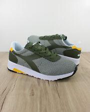 Diadora Scarpe Sportive Sneakers Verde Evo Run GS Donna Bambino