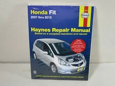 Haynes Publications 42030 Repair Manual Honda Fit 2007 thru 2013
