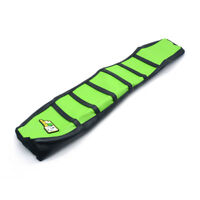 Rubber Green Gripper Soft Seat Cover For KX125 KX250 94-98 Dirt Bike Motorcycle