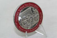Southwest Government Area Sales Marriott Challenge Coin