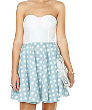 MinkPink On The Dot Dress new with tags medium nasty gal
