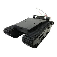 Lots 1 RC Car Cushion Tank Chassis Suspension Chassis DIY Robot RC Toy