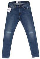 Edwin ED 85 Baroque Cs Night Denim Slim Tapered Low Crotch Mens Jeans SS17