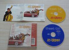 2 CD ALBUM BEST OF LES FORBANS 25 TITRES 1995