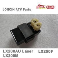 LX-63 LONCIN ATV PARTS CDI LX200AU Moteur de rechange LX200M Quad 250cc 200cc LC