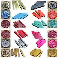23 couleurs Vintage rétro cachetage cire scellant pour tim SQ