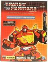 Transformers G1 Hot Rod Rodimus Prime Hasbro Commemorative Series VII MISB Figur