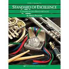 KJOS W23TC Standard of Excellence BK 3, Baritone treble clef