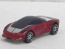 Buick Wildcat in rot/schwarz mit Dekorstreifen, ohne OVP, Hot Wheels, 1:64