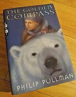 THE GOLDEN COMPASS - Philip Pullman - 1st Printing - HC/DJ - VNF/F
