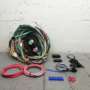 1975 - 1991 BMW Wire Harness Upgrade Kit fits painless complete terminal update