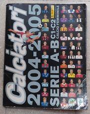 ALBUM CALCIATORI PANINI 2004 2005 COMPLETO QUASI 54 MANCANTI FIGURINE 04 05