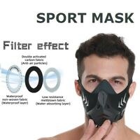 Sports Training Face Mask Running Cycling Fitness Workout in Gym  Indoor Outdoor