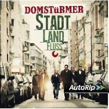 DOMSTÜRMER - STADT LAND FLUSS  CD NEU