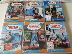 Thomas Und Seine Freunde Dvds