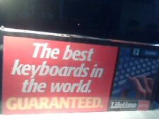 NEW Best Keyboard In The World Keytronic LT Classic w/ AT & PS/2 adapter quiet