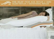 Medcline Reflux Relief System Advanced Positioning Wedge & Body Pillow Medium