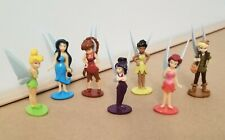 """Disney Tinkerbell Pixie Hollow Fairies/Terence 2"""" Cake Toppers"""