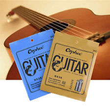 Orphee NX36 Classical Guitar Strings 6pcs Full Set Replacement (.028-.045inch)