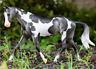 """BREYER HORSE - BREYERFEST 2020 """"Epona"""" - Dappled Pinto Strapless - WONDERFUL!"""