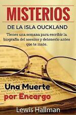Misterios de la Isla Ouckland: Una Muerte Por Encargo : Novela Corta de...