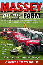 Massey on the Farm (Farming Documentary DVD) NEW