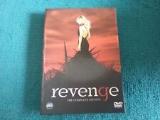 revenge the complete edition 8 dvds boxset ntsc region one dvd