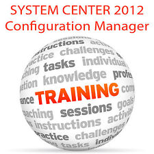2012 System Center configuration Manager-Video formazione tutorial DVD