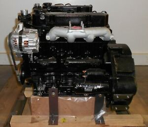 Mitsubishi S4L2-G1SD - BRAND NEW - DIESEL ENGINE FOR SALE - 50HP - Brand New