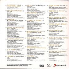 rare DVD slip PROMO ONLY balada JUAN GABRIEL ya lo se que te vas GUALBERTOCASTRO