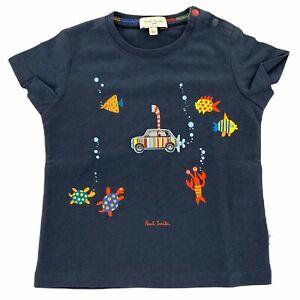 A56 maglia bimbo BOY PAUL SMITH BABY cotton t-shirt kids