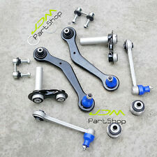 10 PCS REAR CONTROL ARMS BALL JOINTS INTEGRAL LINK SUPENSION KIT FOR BMW E53 X5