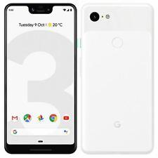 Brand New Sealed in Box Google Pixel 3 XL 64GB - White - Factory Unlocked G013C